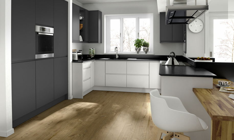 Remo Graphite - Kitchen Perfection