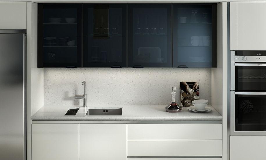 Feature Black Glazed- Kitchen Perfection