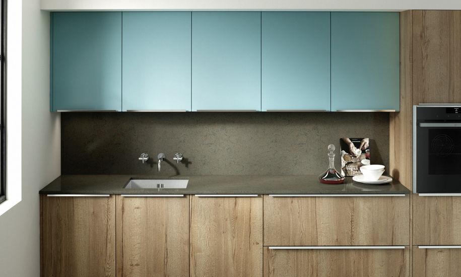 Feature Chalk Blue - Kitchen Perfection
