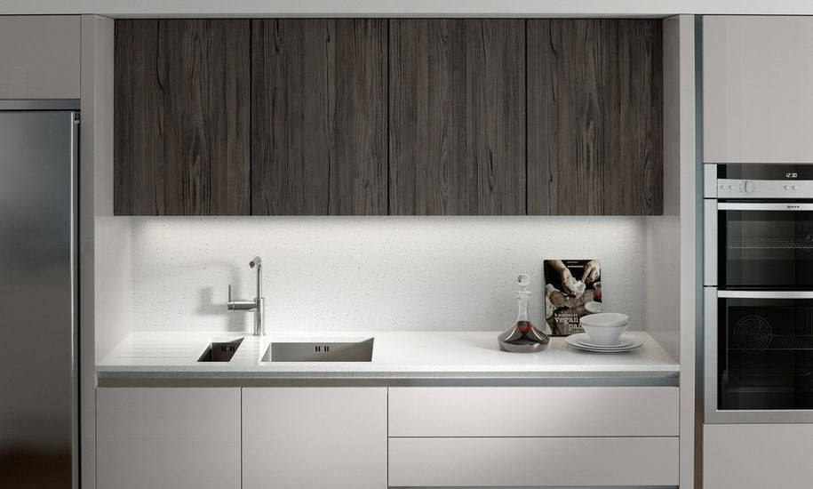 Feature Character Graphite - Kitchen Perfection