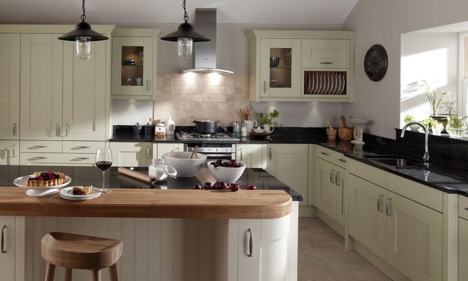 Milbourne Sage- Kitchen Perfection