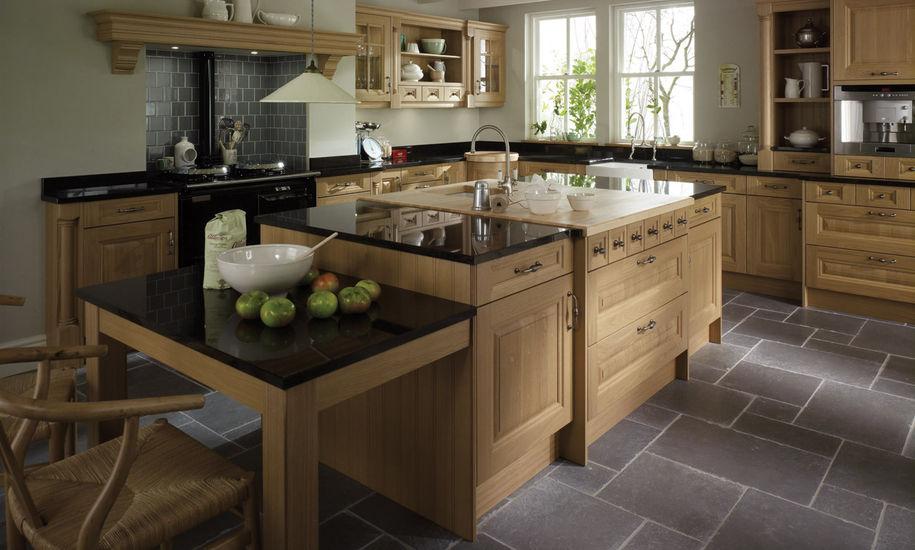 Cornell Oak - Kitchen Perfection