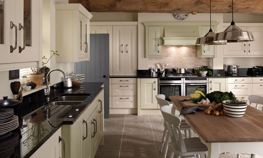 Langham Painted - Kitchen Perfection