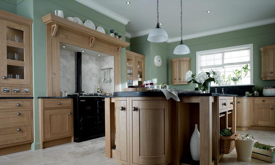 Milton Oak - Kitchen Perfection