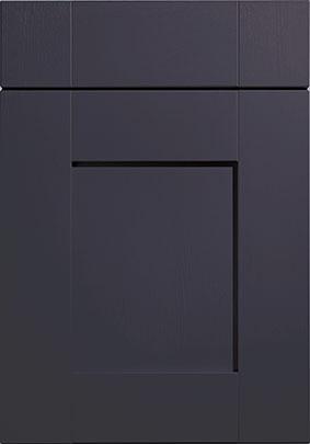 Milbourne Charcoal Door details