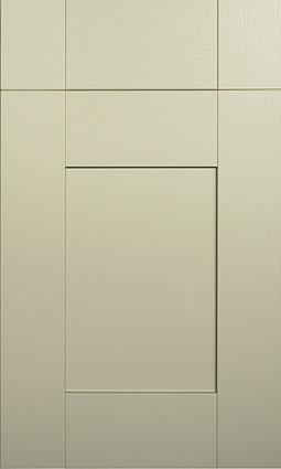 Milbourne Sage Door details