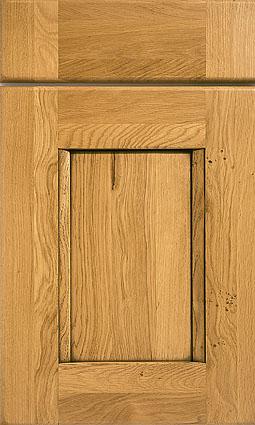 Croft Oak Door details
