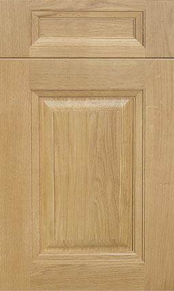 Cornell Oak Door details