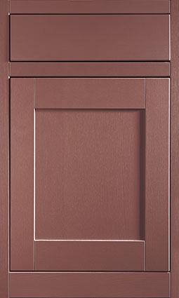 Milbourne In-frame Painted Door details