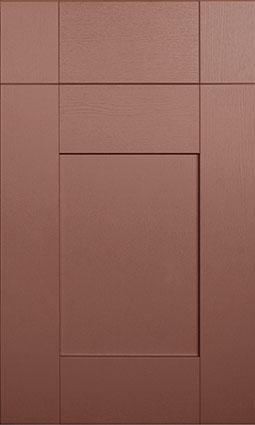 Milbourne Painted Door details