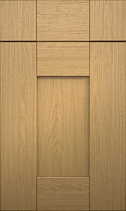 Milbourne Oak Door details