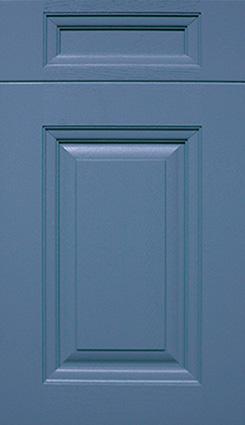 Cornell Painted Door details