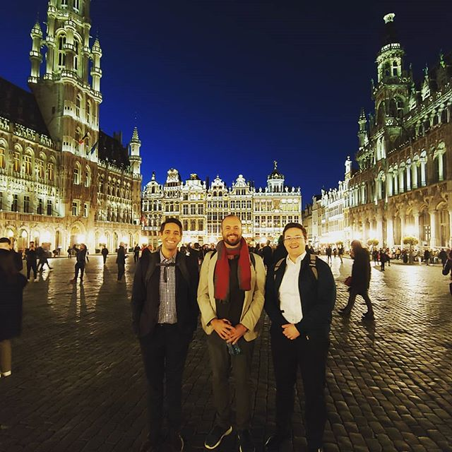 Making trouble in Brussels