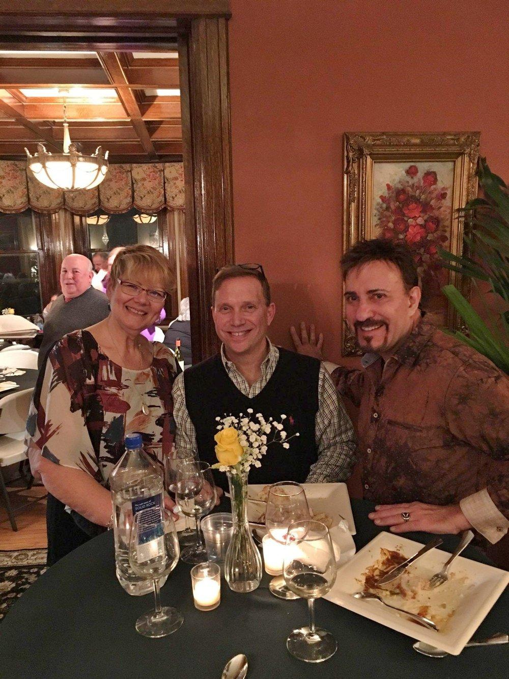 JoAnn, Michael & Michael