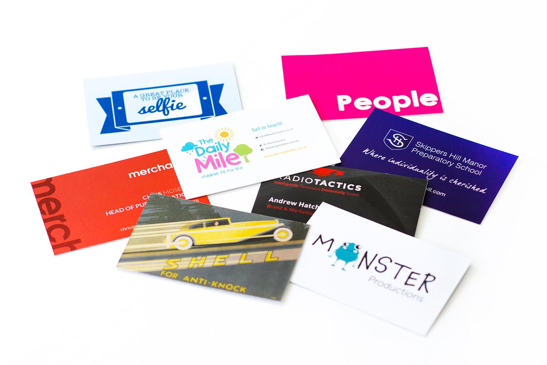 Business cards & stationery — Quayline Digital