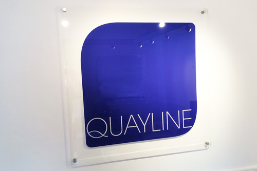 SIGNAGE Tailor-made signage and display systems to highlight and promote your business.
