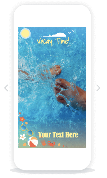 Summer Snapchat Geofilter Templates - Coming soon