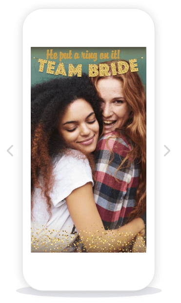 Bachelorette Geofilter Templates - Coming soon