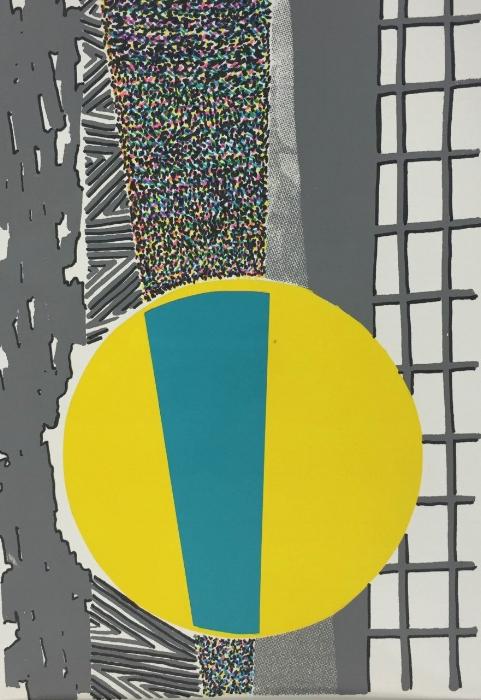 "Julia Vogl  ""Causeway Bay""     - from the Hong Kong Jungle-of-Concrete/Moongate series, Hong Kong, 2015."