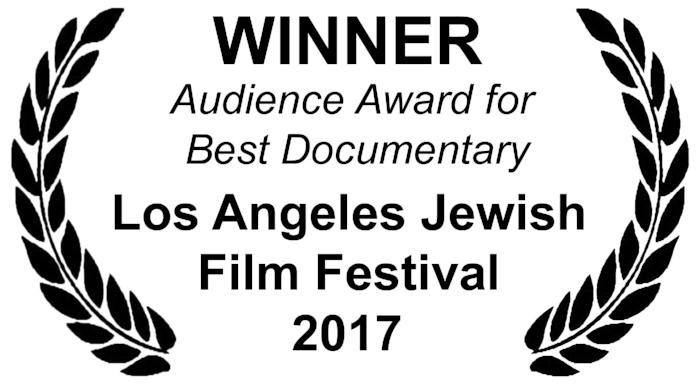 LAJFF Best Documentary laurels 2017.jpg