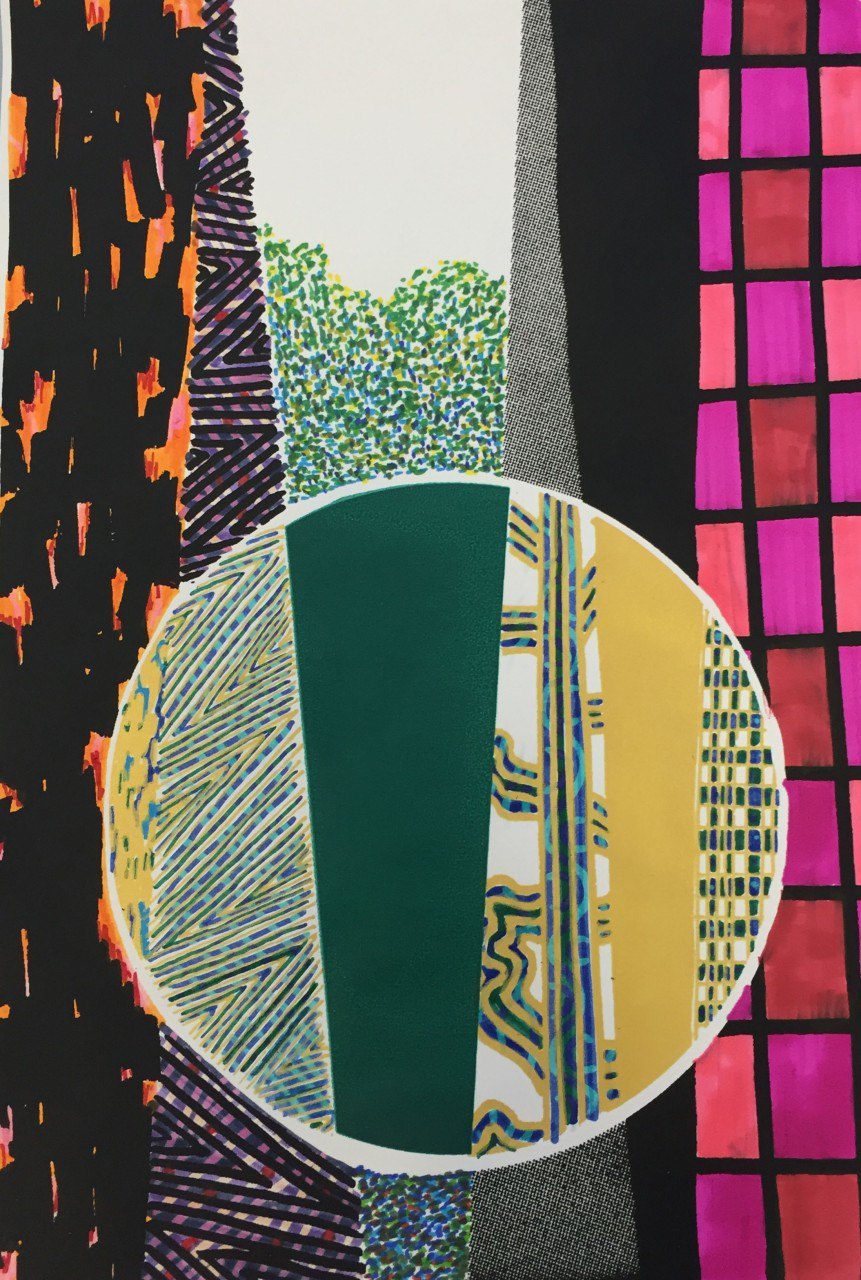 Art:   The Peak - Julia Vogl