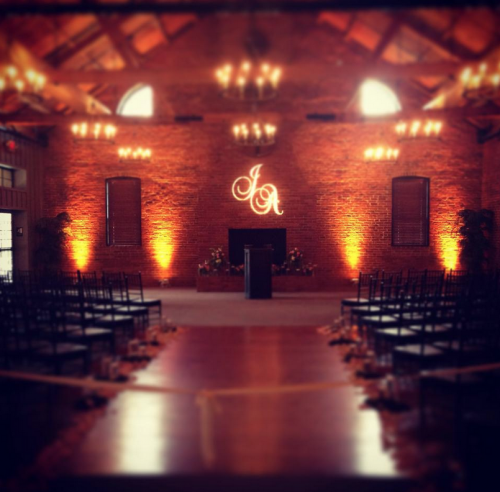 Ceremony Lighting