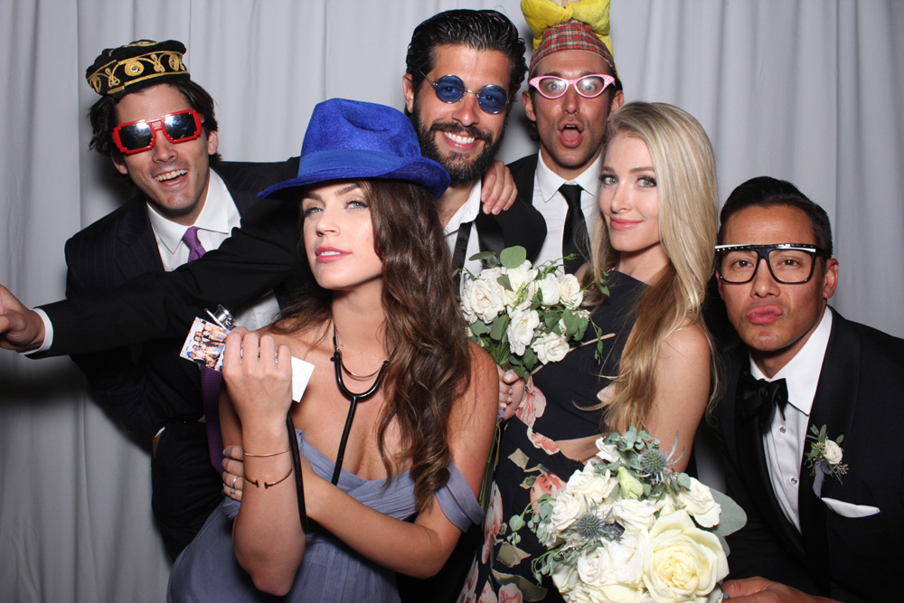 Selfie Station - This is the most popular style of photo booth. This option can be full enclosed by drapery or left open with a fun and unique back drop! Enjoy a classic design that will be sure to keep your guests entertained for the entire evening.