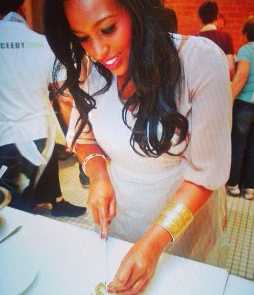 Celebrity Nutritionist and registered dietitian Hala El-Shafie