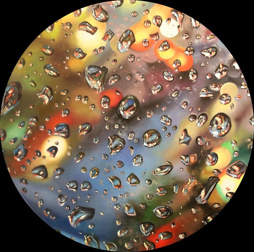 Wet round