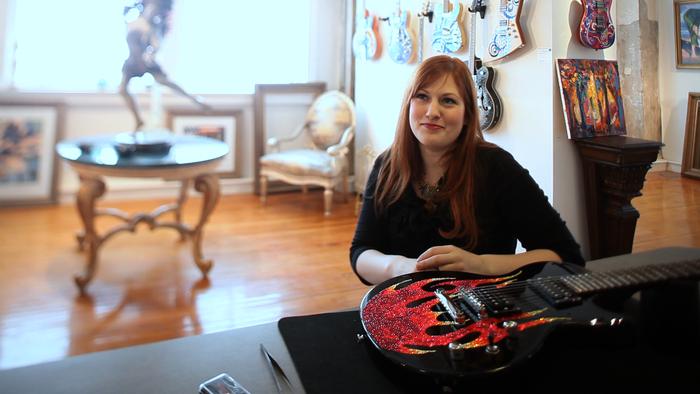 Amanda Dunbar Aspen Art Gallery