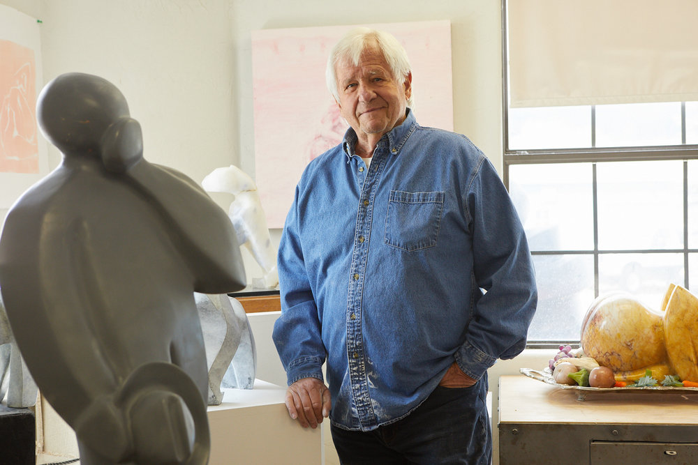 Mark Yale Harris, pursuing success in the Art world!