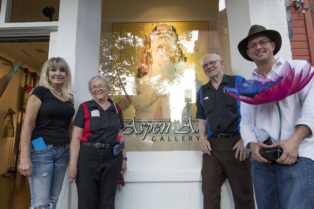 Rand cooper Aspen Art Gallery