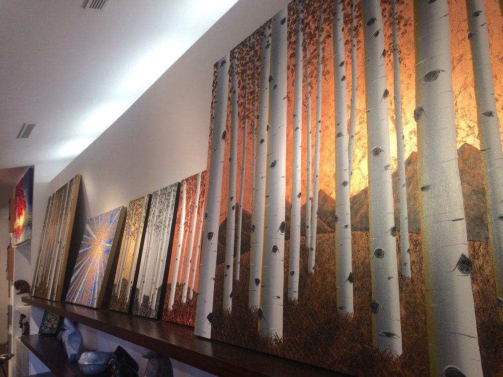 Sherri Mignonne Aspen Art Gallery