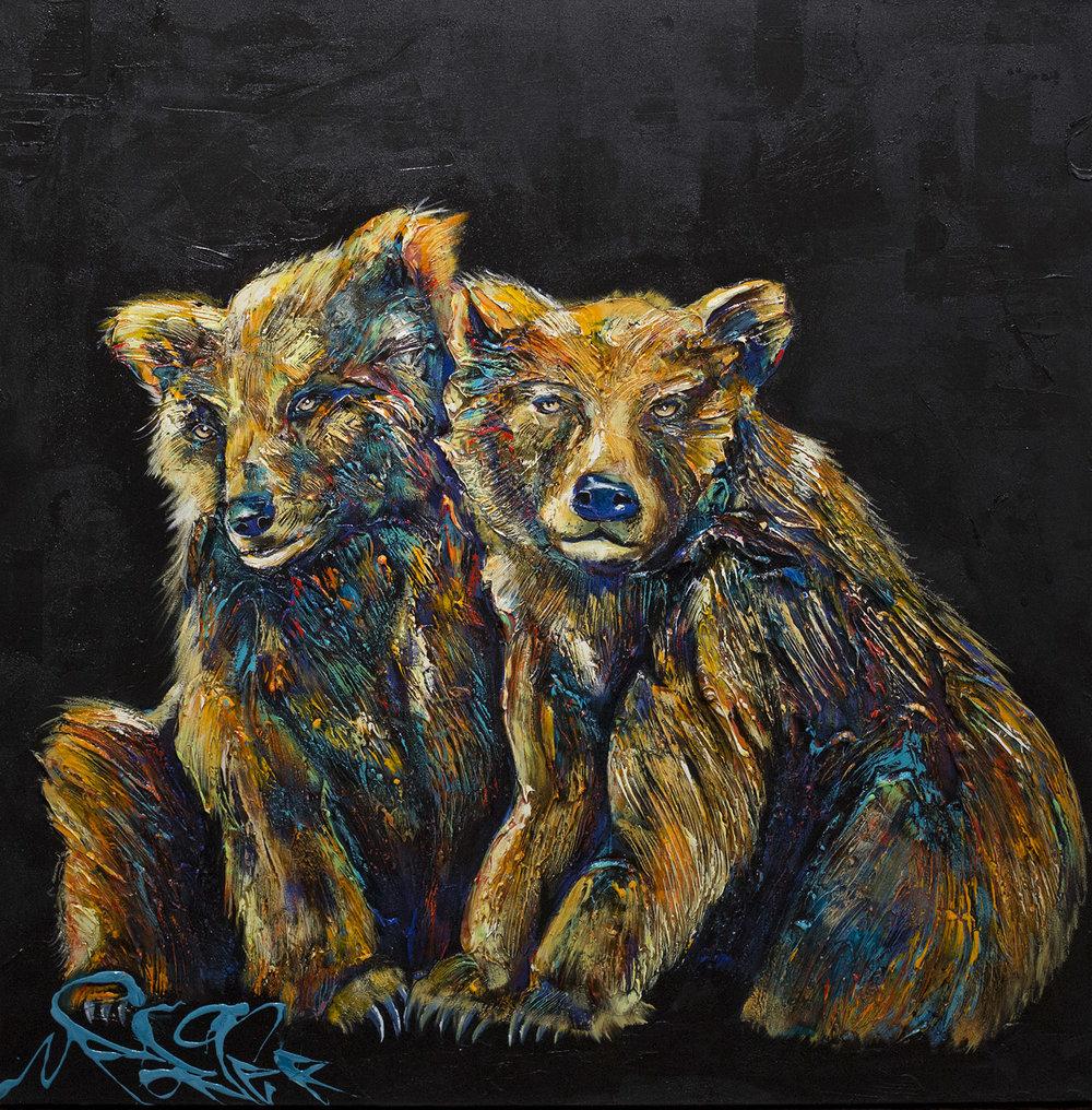 Bears 40x40