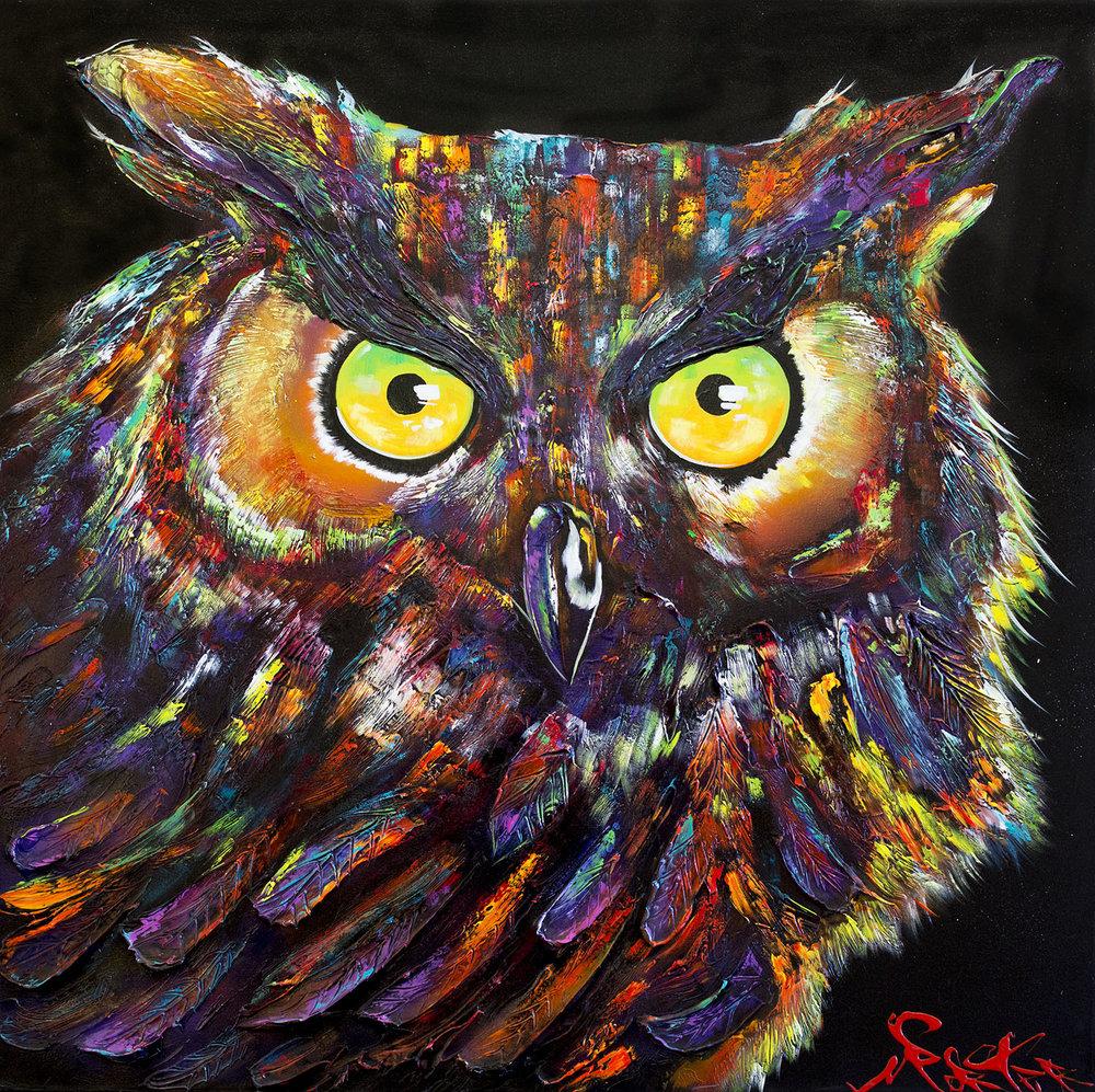 Owl 48x48