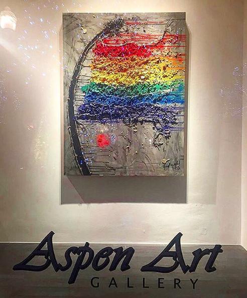 Michel Mirabal Aspen art Gallery