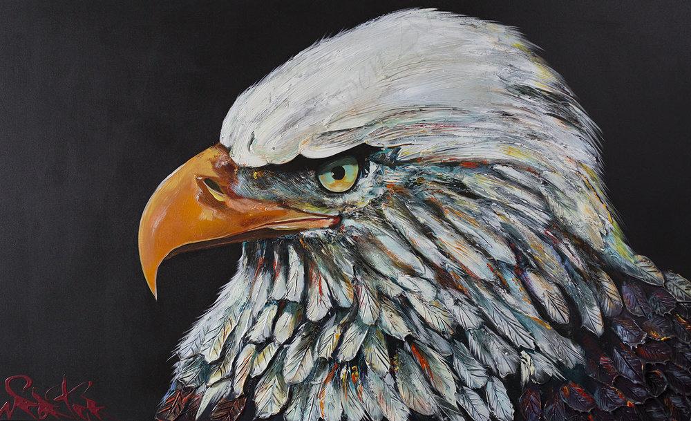 36x60 Eagle