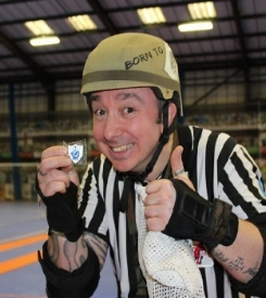 Major Lee Strict, Leeds Roller Dolls