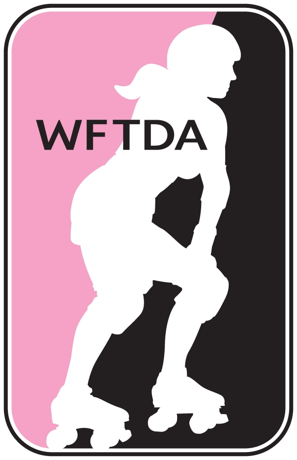 The Women's Flat Track Derby Association (WFTDA) is the international governing body of women's flat track roller derby representing more than 450 member and apprentice leagues on 6 continents. The mission of the WFTDA is to govern and promote the sport of flat track roller derby and revolutionize the role of women in sports through the collective voice of its member leagues around the world.   The WFTDA sets the international standards for rankings, rules, and competition each year and provides guidance and resources to the sport of flat track derby.