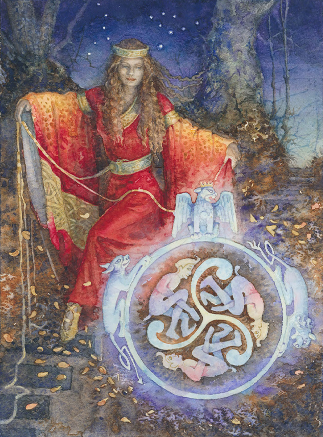 Arianrhod - Wheel of Fortune (B)