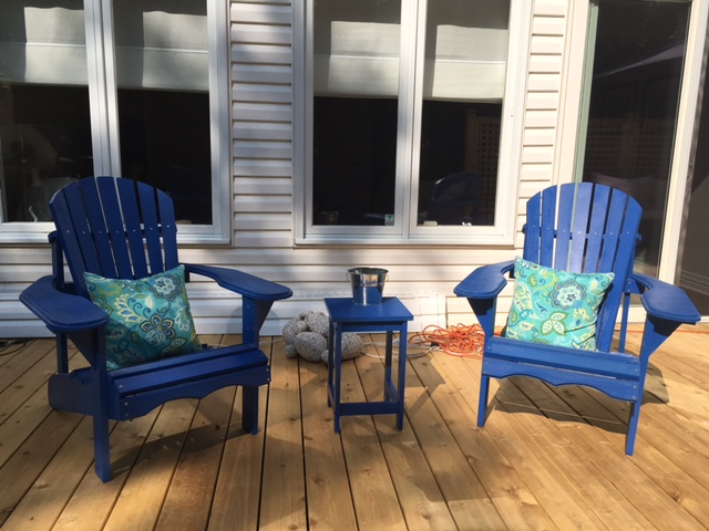 Spice Up Your Exterior Furniture With Benjamin Moore Paints U0026 Arborcoat  Stains