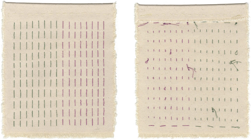 Stitch Drawing 04