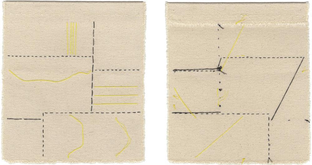 Stitch Drawing 08