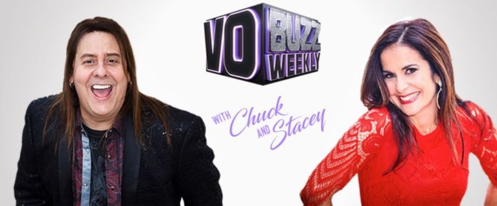 Chuck Duran @DemosThatRock and @staceyjaswad @VObuzzWeekly