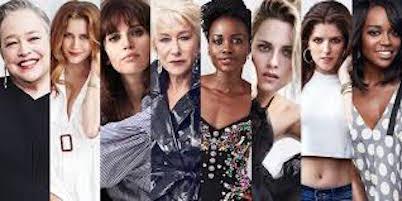 #LupitaNyongo #DameHelenMirren #AmyAdams #AjaNaomiKing #FelicityJones #KathyBates #RobbieMyer #CalvinKleinCollection