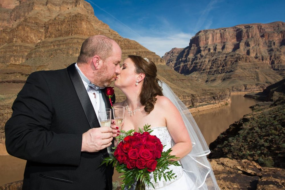 The Grand Canyon Ceremony - From $3799.00