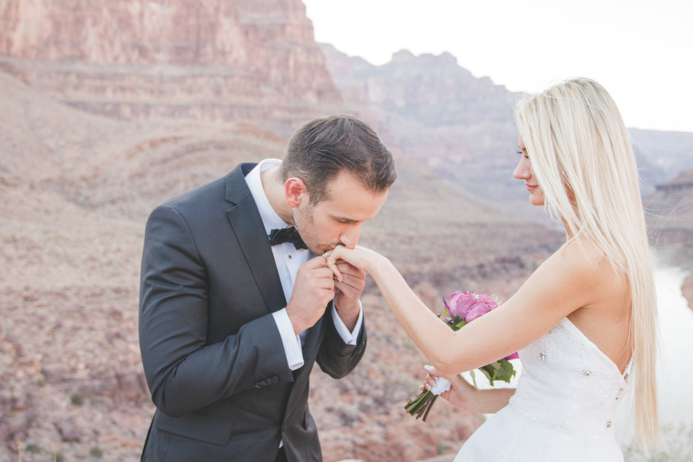 Grand Canyon Destination Ceremony