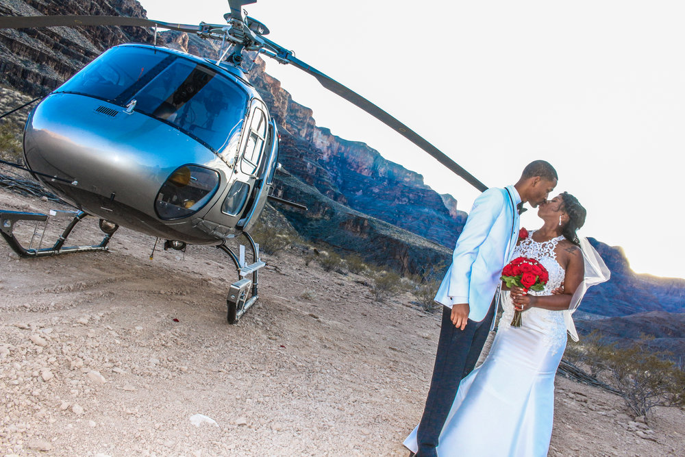 Outdoor Adventure Wedding with landing for 2 + ATV, & Shooting - From $1588.00