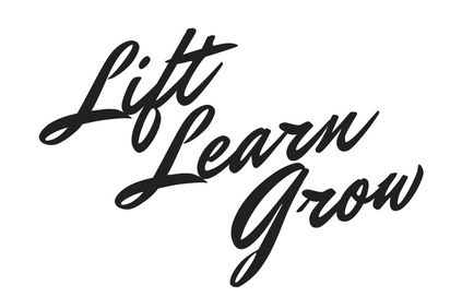 Lift Learn Grow