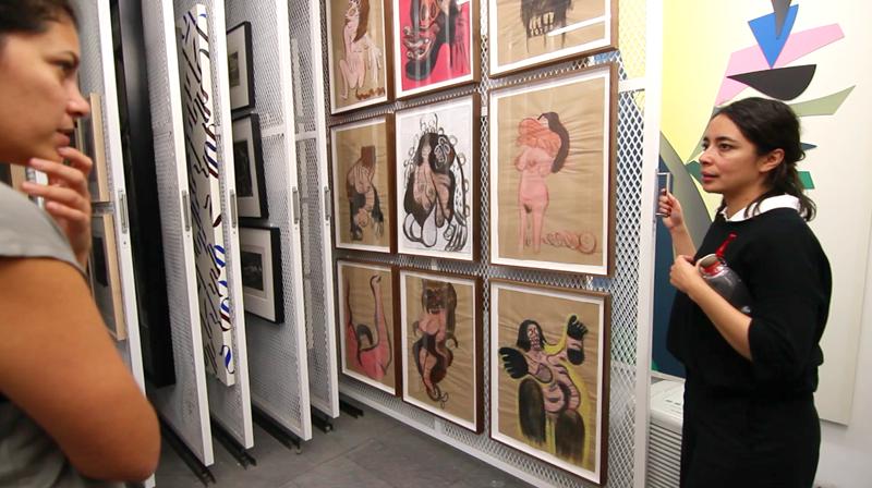 ART FAIR INSIDER: Zona Maco + Material -